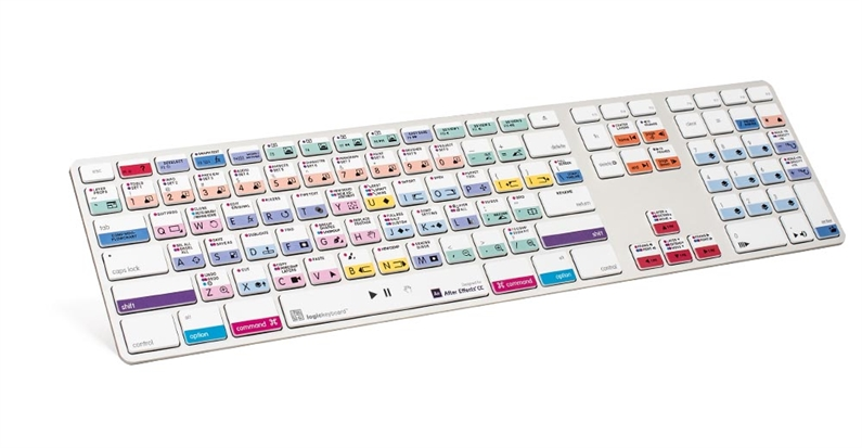 After Effects shortcut keyboard