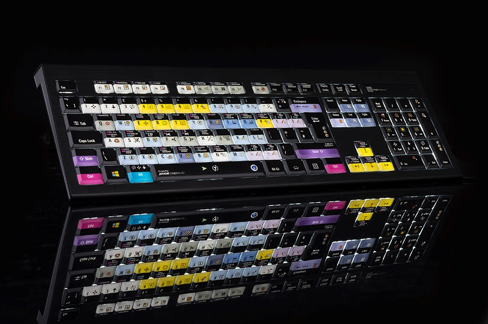 Cinema 4D shortcut keyboard
