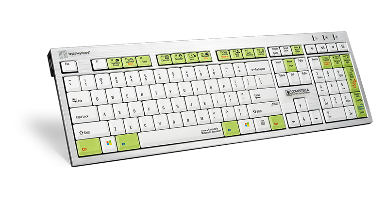 Competella keyboard