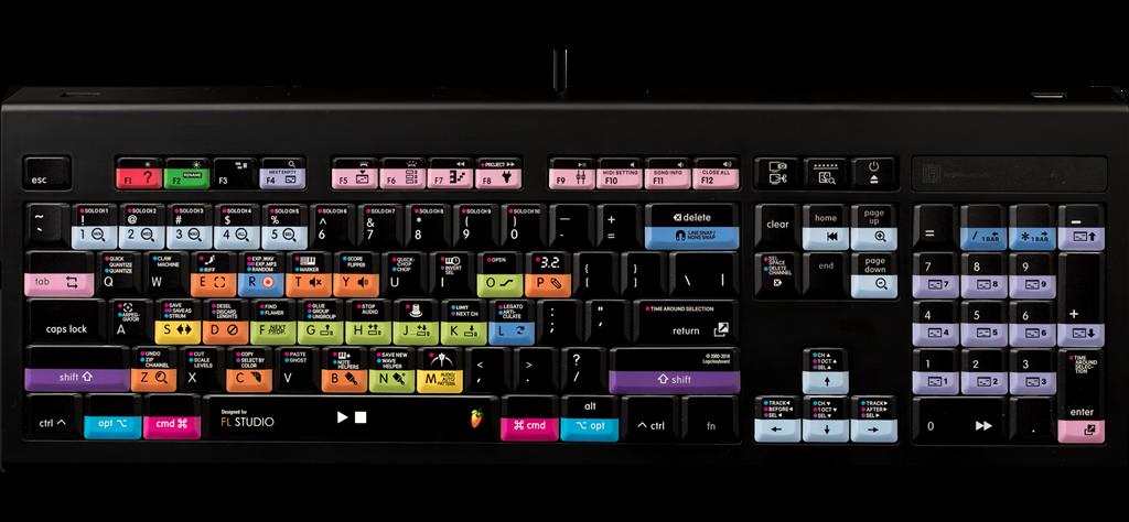 Hook up toetsenbord naar FL Studio
