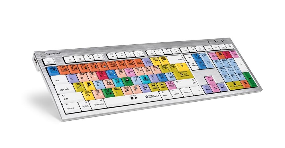 Logic Pro X - Mac ALBA Keyboard
