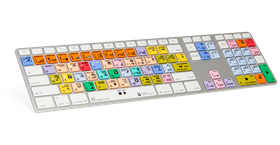 Apple Logic Pro X 10.2.1 and later versions - Advance Line Keyboard