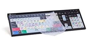 Sample Photo: Protective Cover for Logickeyboard Slim Line PC Keyboard