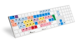 Apple Keyboard cover for Media Composer