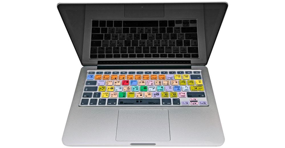 finest selection f6aad 8cc58 LogicSkin Logic Pro X Apple keyboard cover