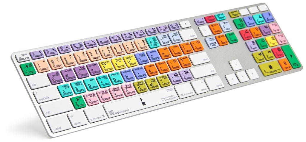 Image Result For Keyboard For Logic Pro