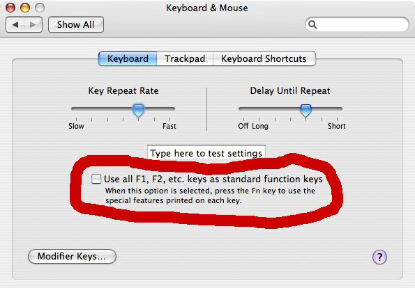 Mac's mouse or keyboard freezing after macOS or OS X update